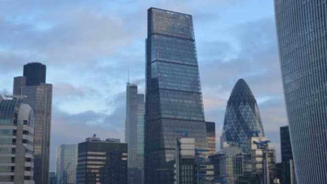 ING, Bank of China and HSBC close financing deal for London's 'Cheesegrater'