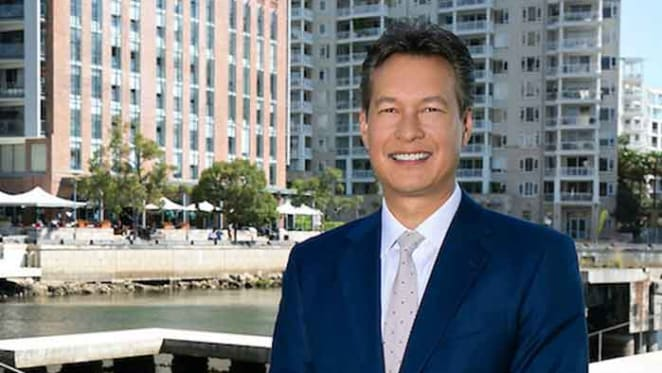 Steven Chen follows Lahood and Shalhoub out the door at McGrath Group