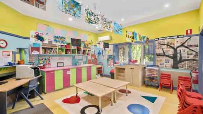 Childcare centres ripe for Burgess Rawson's 103 portfolio auction