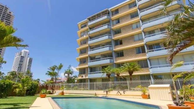 Tommy Oar sells Gold Coast apartment