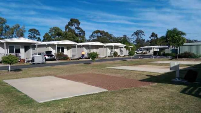 Tourist park in Queensland's Chinchilla listed for sale