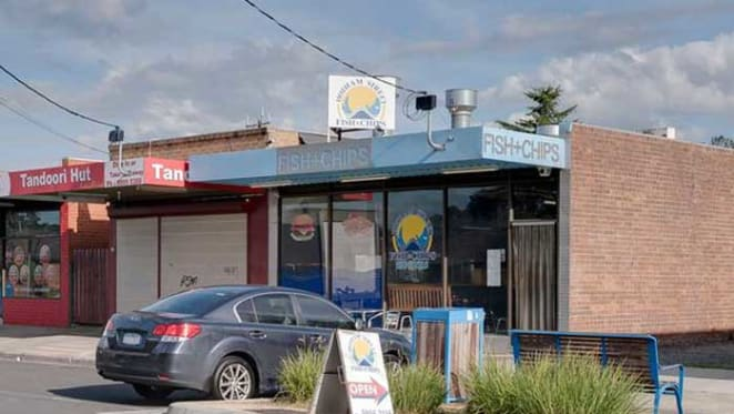 Cranbourne fish and chip shop sold for $660,000