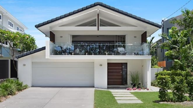 Gold Coast lawyer Chris Nyst lists Gold Coast home