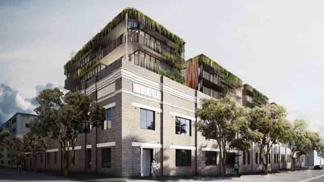 Sydney's Waterloo to see heritage Chubb building Chubb become Iconic apartment complex