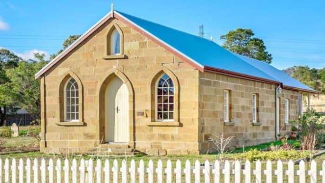 Former Tasmanian church sold