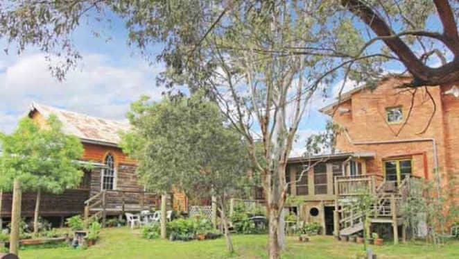 165 year old building in Heathcote for auction