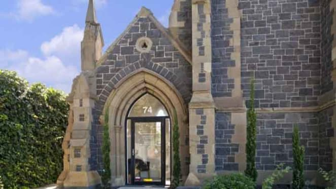 Former Geelong church office for sale
