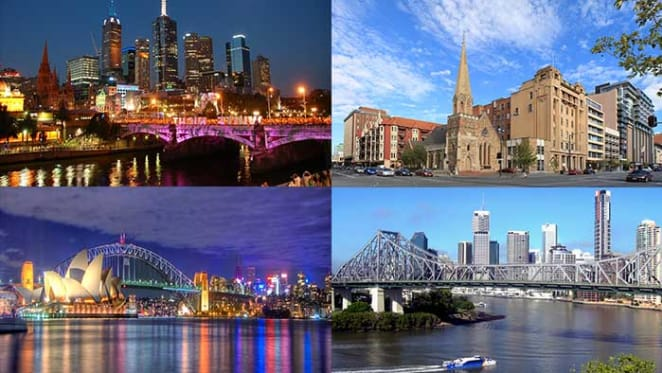 Annual growth rate higher than 10 percent in half of Australian capital cities: Corelogic