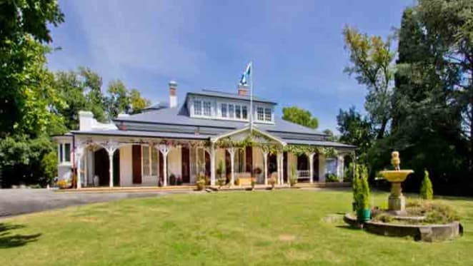 Claremont, the 1843 Launceston trophy home offering