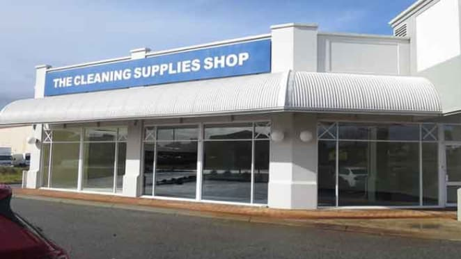 Showroom in WA's Joondalup Business Park on lease through Raine & Horne