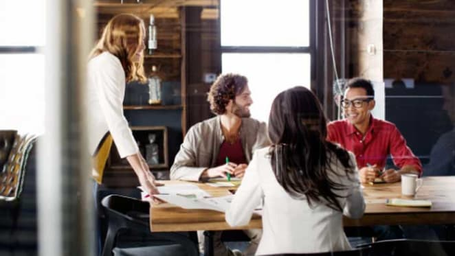 The research on hot-desking and activity-based work isn't so positive