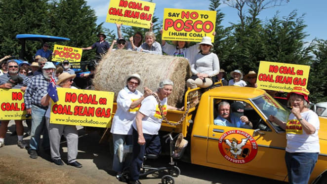 Southern Highland landowners win appeal against Korean coal miners