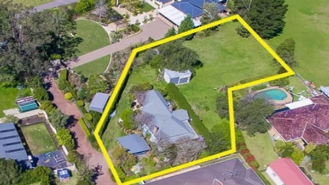 Selling Houses Australia to makeover cinderella Cobbitty property