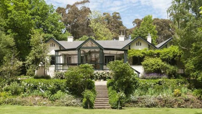 Historic Cobbs Hill, Adelaide Hills listing