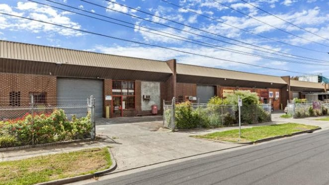 Warehouse in Melbourne's Coburg North sells prior to auction