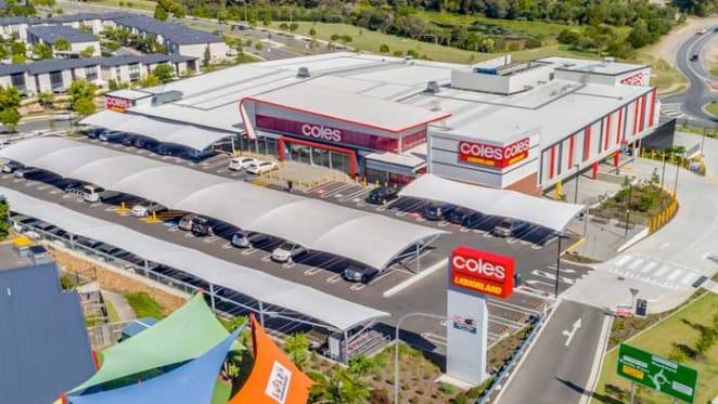 Coles Supermarket Gold Coast set for auction