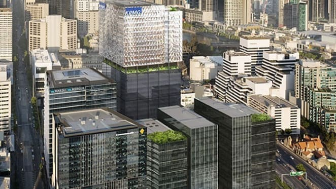Lang Walker's Collins Square towers sale process extended, could be sold separately