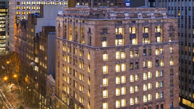 AMP Capital buys back heritage-listed Collins Street address