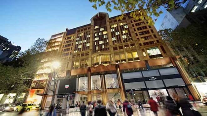 Sale of redeveloped St Collins Lane Melbourne secured by JLL