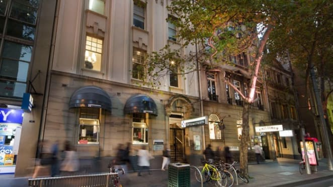 Chinese family buys Collins Street relic