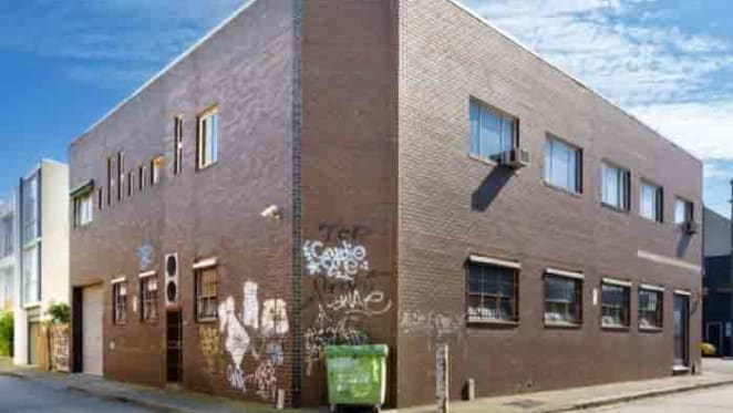 Commercial building in Melbourne's Collingwood sells for $3.5 million