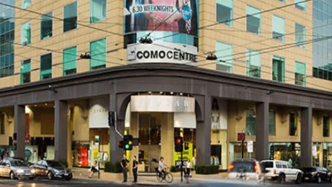 Como Centre, South Yarra sold by Mirvac