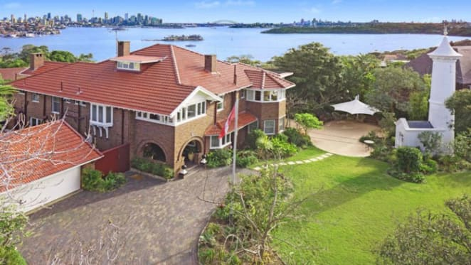 Canada sells its Vaucluse, Sydney residence with lighthouse