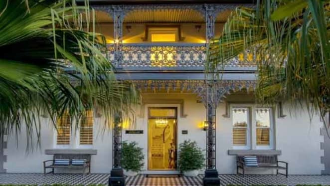 Cooks Hill home of Arnott's biscuit family listed