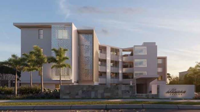 RCQ Construction to build luxury oceanfront apartments on Sunshine Coast