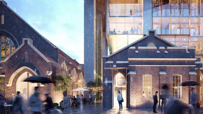 53rd floor penthouse apartment in Coronation Property's 8 Phillip Street development sold
