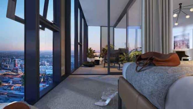 Record $3 million penthouse sale in Coronation's 8 Phillip Street, Parramatta