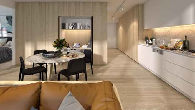 Coronation Property's '8 Phillip Street' in Parramatta lifts the benchmark for mixed-use apartment developments to 55 storeys
