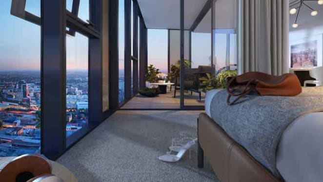 Penthouse sale smashes two-week-old $3 million record price paid for a penthouse in Parramatta