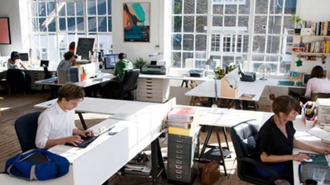 Co-working is evolving to combine co-living
