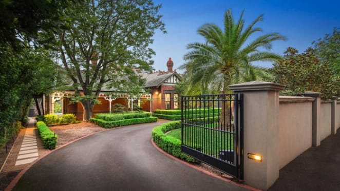 Melbourne Canterbury sale weekend's most expensive