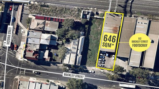 Investor buys Footscray site on 2 percent yield
