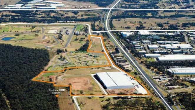 Investor stakes $2.55m claim on new Eastern Creek facility