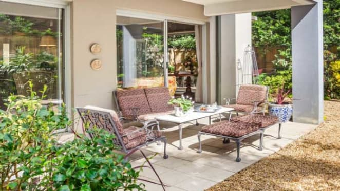 Interior designer Tom Harding's former Cremorne apartment sold