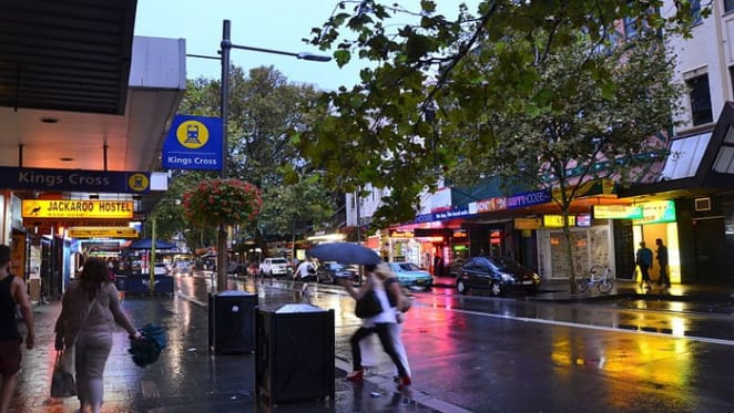 Revaluation of properties in Sydney's Kings Cross due to lockout laws welcomed
