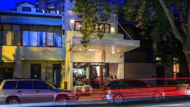Restaurant/café in Sydney's Surry Hills available on lease