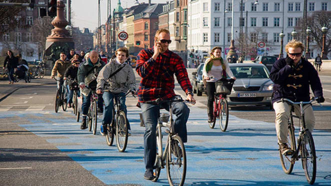 Bike friendly offices a focus of CBD landlords