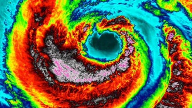 Cyclone Debbie: we can design cities to withstand these natural disasters