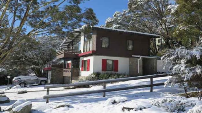 Punch family buy Thredbo's De Dacha lodge