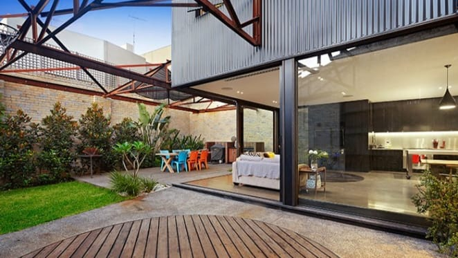 Ideal Dairy offering in Port Melbourne