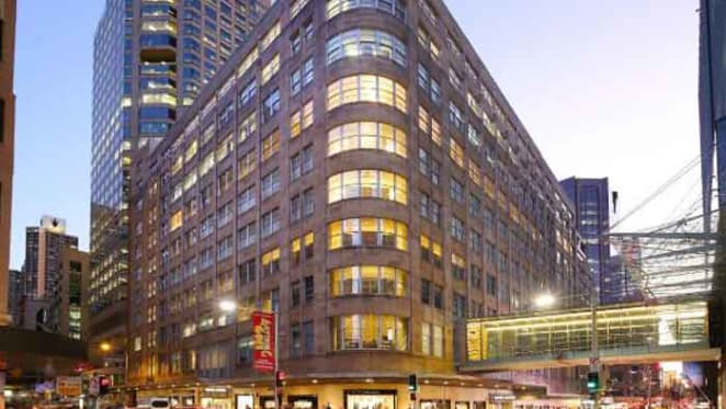 CBUS and Scentre team up to secure David Jones Sydney store