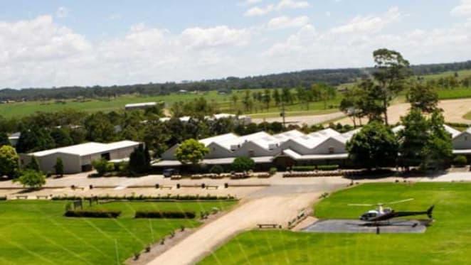 Sam Arnaout revealed as Dalwood Estate winery buyer
