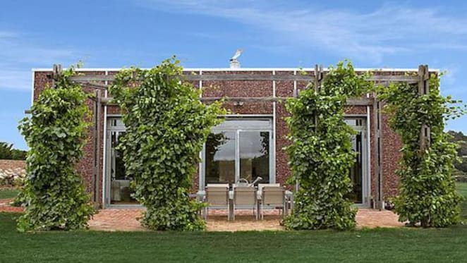 Mitch Watson's Daylesford straw house sold