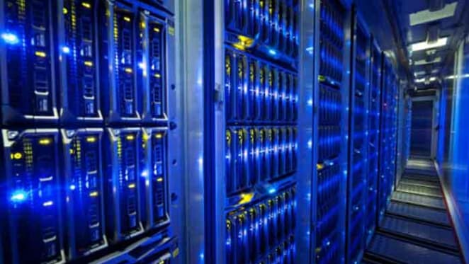Where's your data? It's not actually in the cloud, it's sitting in a data centre