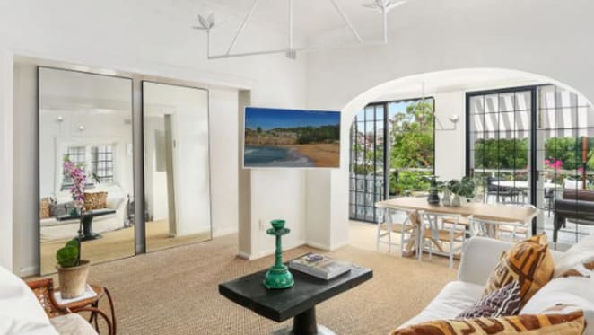 Designer duo listing in Darling Point