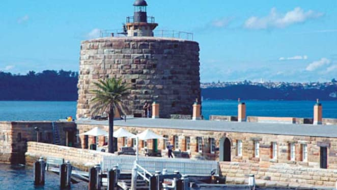 NPWS opens expressions of interest for the lease of Fort Denison